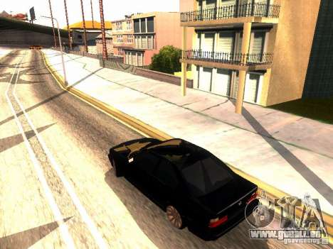 BMW 535i E34 für GTA San Andreas rechten Ansicht