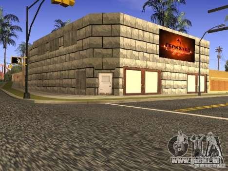New Los Santos pour GTA San Andreas