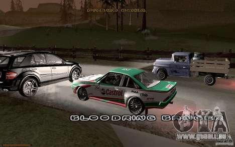 Neue Schriftart für GTA San Andreas her Screenshot