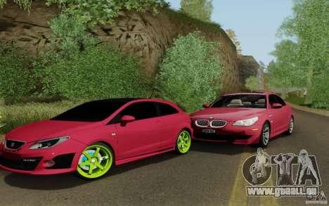 Seat Ibiza Cupra für GTA San Andreas linke Ansicht