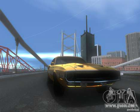ENBSeries by LeRxaR v3.0 pour GTA San Andreas quatrième écran