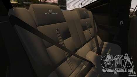Saleen S281 Extreme Unmarked Police v1.5 pour GTA 4 est un côté