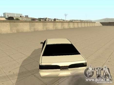Fortune par Foresto_O pour GTA San Andreas sur la vue arrière gauche