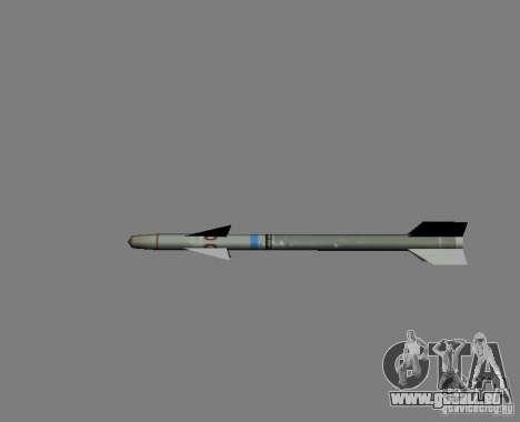 Rakete für GTA San Andreas
