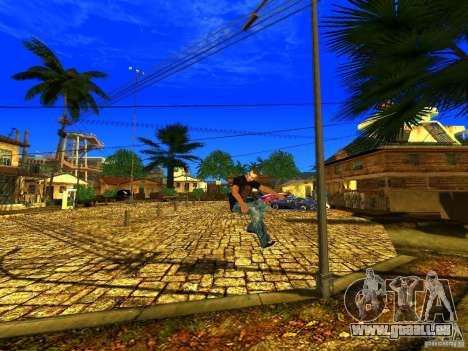 Amazing Screenshot 1.0 für GTA San Andreas zweiten Screenshot