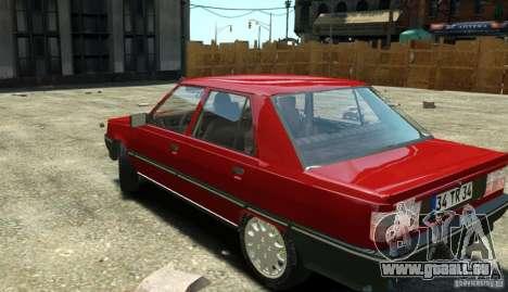 Renault 9 Broadway für GTA 4 hinten links Ansicht