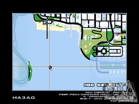 Laguna Seca Raceway pour GTA San Andreas cinquième écran