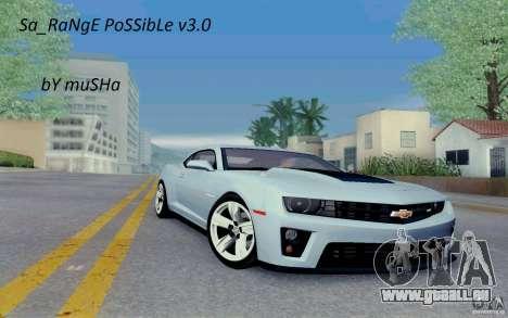 PoSSibLe Sa_RaNgE v3.0 pour GTA San Andreas
