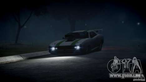 Dukes City-Drag für GTA 4 rechte Ansicht
