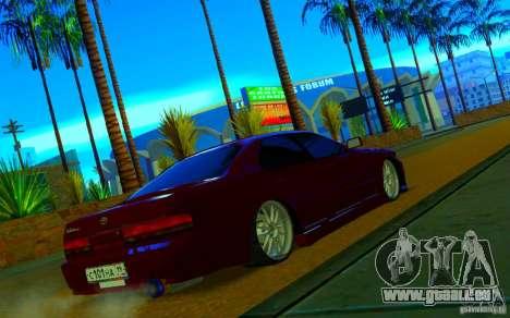 Toyota Cresta JZX 90 pour GTA San Andreas laissé vue