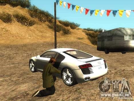 Situation de la vie pour GTA San Andreas