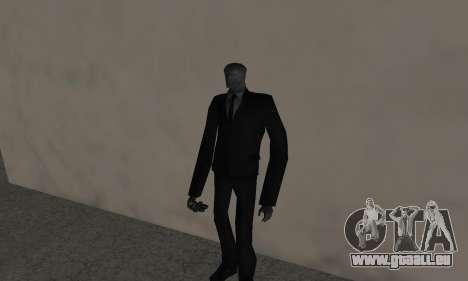 Slender Man pour GTA San Andreas deuxième écran