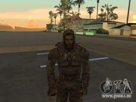Eine große Packung gratis Stalker für GTA San Andreas siebten Screenshot
