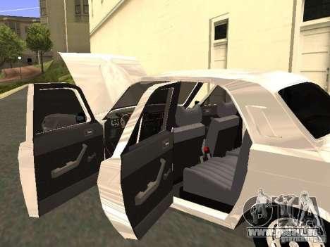 GAZ 24-10 pour GTA San Andreas vue de côté