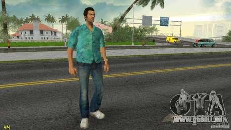 Tommy HQ Model pour GTA Vice City cinquième écran