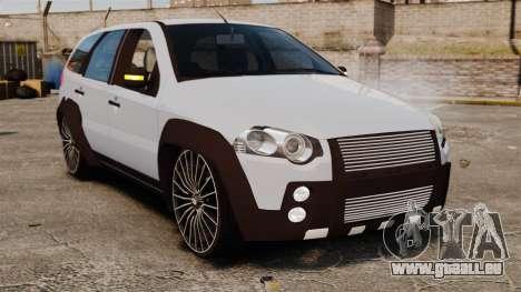 Fiat Palio Adventure Locker Evolution für GTA 4
