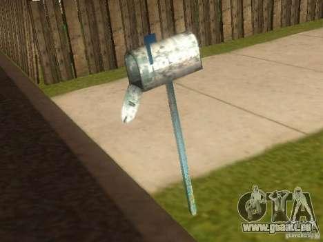Village Stepanovo pour GTA San Andreas quatrième écran