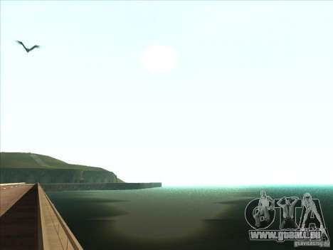 ENBSeries v1.0 pour GTA San Andreas sixième écran