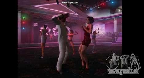 Danse mod pour gta vice city GTA Vice City pour la deuxième capture d'écran