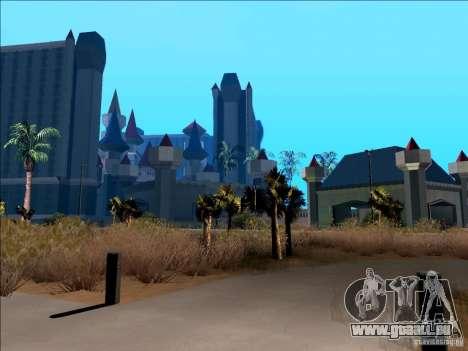 ENBSeries v1.1 pour GTA San Andreas dixième écran
