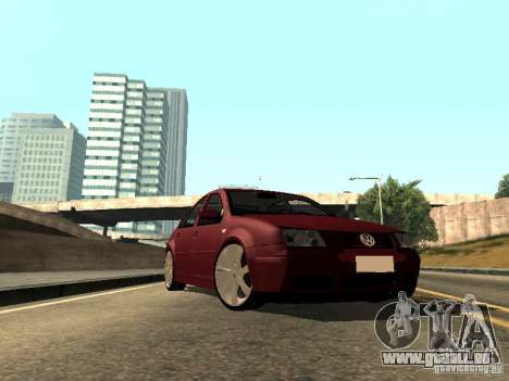 Volkswagen Bora DUB pour GTA San Andreas