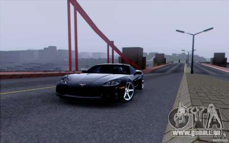Route de HD v3.0 pour GTA San Andreas neuvième écran