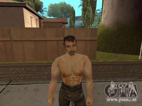 Pak-Skins aus Gothic 1 für GTA San Andreas dritten Screenshot