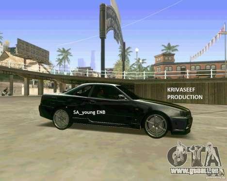 Young ENBSeries für GTA San Andreas siebten Screenshot