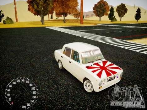 Vaz-2101 Drift Edition pour GTA 4 est un côté