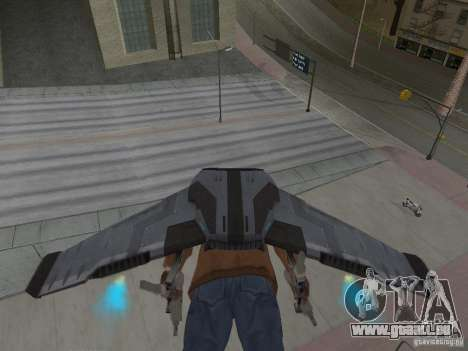 JetWings Black Ops 2 für GTA San Andreas her Screenshot