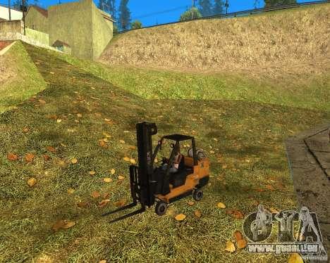 Chargeur de la COD MW 2 pour GTA San Andreas