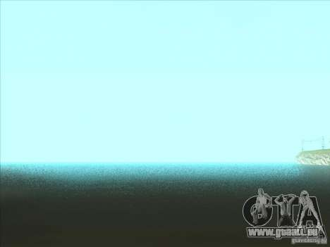 ENBSeries v1.0 pour GTA San Andreas quatrième écran