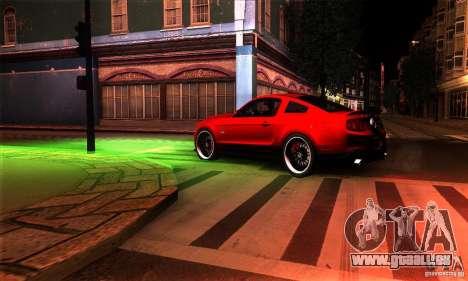 Real HQ Roads pour GTA San Andreas neuvième écran