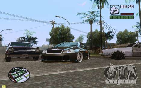 ENBSeries By VadimSpiridonov v.0.2 pour GTA San Andreas