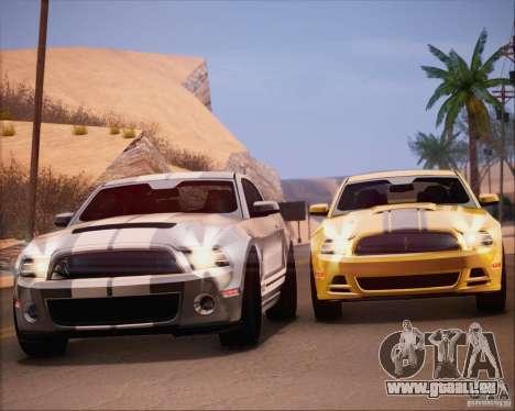 SA_NGGE ENBSeries v1. 2 Final für GTA San Andreas elften Screenshot