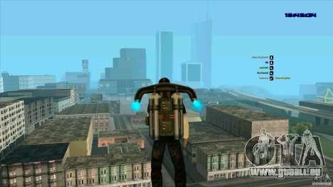 Ed Hardy pour GTA San Andreas quatrième écran