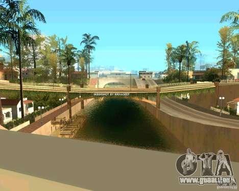 Young ENBSeries pour GTA San Andreas deuxième écran