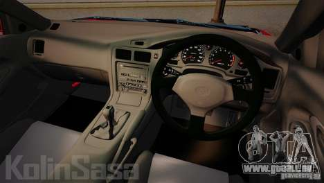 Toyota MR2 GT [EPM] pour GTA 4 est un droit