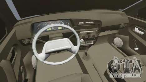 VAZ-2114 für GTA 4 Seitenansicht