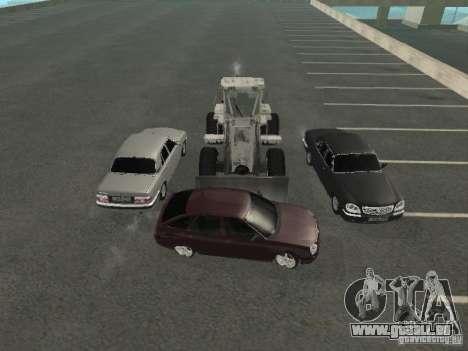 GAZ Wolga 31105 für GTA San Andreas Seitenansicht