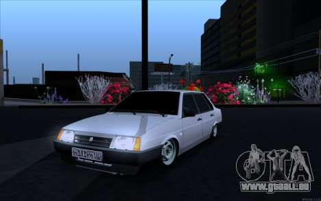 VAZ 21099 Vip Style pour GTA San Andreas
