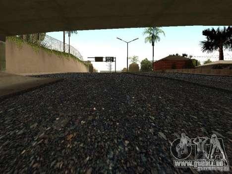 Le New Grove Street pour GTA San Andreas septième écran
