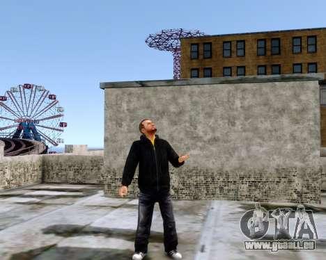 Veste Jacket pour GTA 4