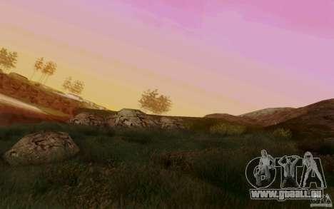 PoSSibLe Sa_RaNgE v3.0 pour GTA San Andreas neuvième écran