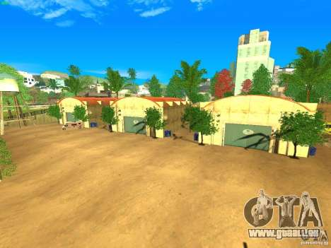 New Studio in LS pour GTA San Andreas troisième écran