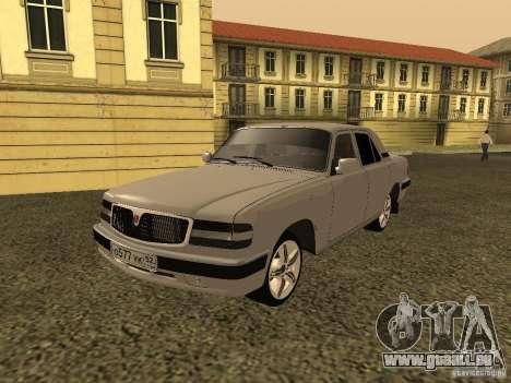 Volga GAZ 3110 pour GTA San Andreas