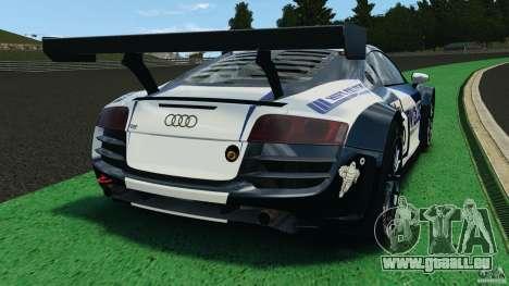 Audi R8 LMS für GTA 4 hinten links Ansicht