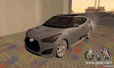 Hyundai Veloster Castor für GTA San Andreas