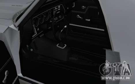 Chevrolet El Camino SS für GTA San Andreas rechten Ansicht