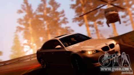 SA Beautiful Realistic Graphics 1.6 pour GTA San Andreas dixième écran